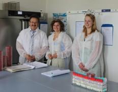 Besuch im TGD Bayern (Tiergesundheitsdienst) mit Geschäftsführer Dr. Andreas Randt