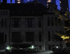 Brüssel bei Nacht 2013